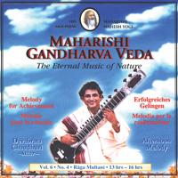 Devabrata Chaudhuri - CD - Afternoon Melody Vol. 6/4 Erfolgreiches Gelingen