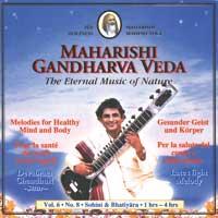 Devabrata Chaudhuri - CD - Late Night Melody Vol.6/8 Gesunder Geist u. Körper