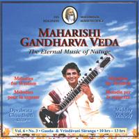 Devabrata Chaudhuri - CD - Midday Melody Vol. 6/3 Weisheit