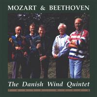 Danish Wind Quintet: CD Mozart & Beethoven