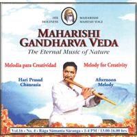 Hari Chaurasia Prasad: CD Afternoon Melody Vol.16/4 für Kreativität