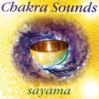 Sayama: CD Chakra Sounds