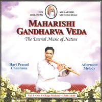 Hari Chaurasia Prasad: CD Afternoon Melody Vol.9/4 - Wohlstand