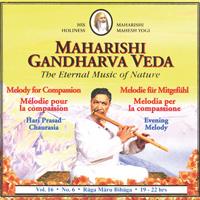 Hari Chaurasia Prasad: CD Evening Melody Vol.16/6 für Mitgefühl