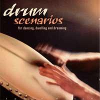Steen Raahauge - CD - Drum Scenarios