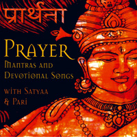 Satyaa & Pari: CD Prayer