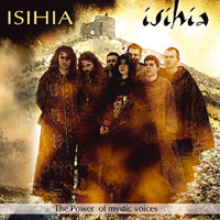 Isihia: CD Isihia - The Power of Mystic Voices