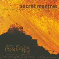 Yogeshwara - CD - Secret Mantras