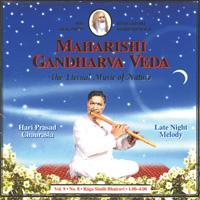 Hari Chaurasia Prasad - CD - Late Night Melody Vol.9/8 - Sanftmut