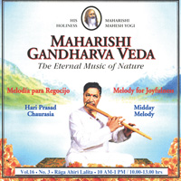 Hari Chaurasia Prasad - CD - Midday Melody Vol.16/3 für Freude