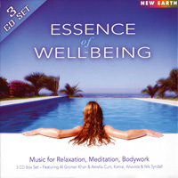 Sampler: New Earth Records - CD - Essence of Well-Being - 3CDs