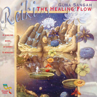 Guna Sangah: CD Reiki The Healing Flow