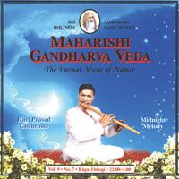 Hari Chaurasia Prasad - CD - Midnight Melody Vol.9/7 - Friedlicher Schlaf