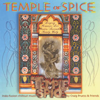 Craig Pruess - CD - Temple Of Spice