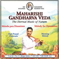 Hari Chaurasia Prasad: CD Morning Melody Vol.16/2 für Dynamik