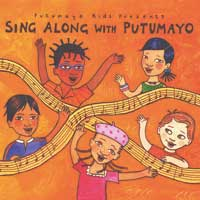 Putumayo Presents - CD - Sing Along With Putumayo