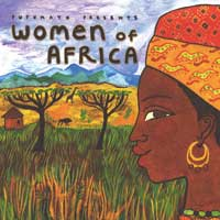 Putumayo Presents - CD - Women Of Africa