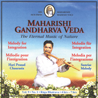 Hari Chaurasia Prasad - CD - Sunrise Melody - Vol.9/1 - Integration