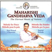 Hari Chaurasia Prasad - CD - Sunrise Melody Vol.16/1 für Frieden