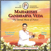 Hari Chaurasia Prasad - CD - Sunset Melody Vol.9/5 - Kohärenz