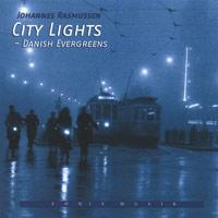 Johannes Rasmussen - CD - City Lights