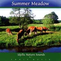 Nature Sounds from Fönix: CD Summer Meadow