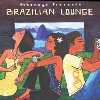 Putumayo Presents: CD Brazilian Lounge