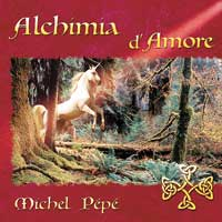 Michel Pepe: CD Alchimia d'Amore