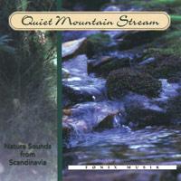 Nature Sounds from Fönix: CD Quiet Mountain Stream