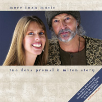 Deva Premal & Miten  More Than Music  CD Image