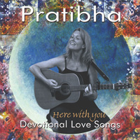 Pratibha - CD - Here with you