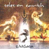 Zingaia - CD - Soles On Earth