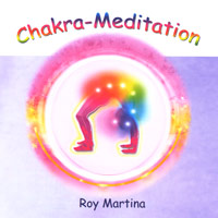 Roy Martina & Sayama: CD Chakra Meditation