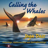Joga Dass  CD Calling the Whales