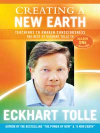 Eckhart Tolle: DVD Creating A New Earth (7DVDs)