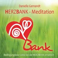 Danielle Gernandt: CD Herzbank Meditation