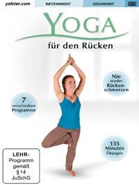Inga Stendel: DVD Yoga f�r den R�cken