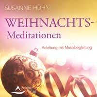 Susanne H�hn: CD Weihnachts Meditation