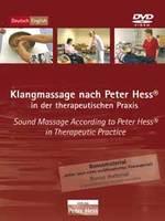 Klangmassage nach Peter Hess: DVD In der Therapeutischen Praxis