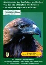 Karl Dingler Heinz u.a.: CD Die Stimmen der Greifvögel und Falken (2CDs)
