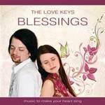The Love Keys - CD - Blessings