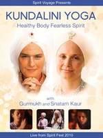Gurmukh & Snatam Kaur: DVD Kundalini Yoga - Healthy Body Fearless Spirit (DVD