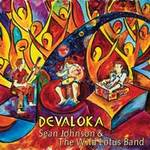 Sean Johnson & The Wild Lotus Band - CD - Devaloka