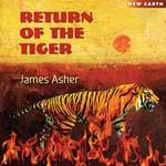 James Asher - CD - Return of the Tiger