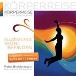 Peter Breidenbach - CD - Körperreise für Ihre Gesundheit - Allgemeines Wohlbefinden