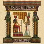 Ani Williams: CD Homage to Hathor