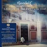 Gandalf & Steve Hackett: CD Gallery of Dreams - plus live (3CDs)