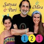 Satyaa & Pari & Mira - CD - 121 (One to One) (GEMA-Frei)
