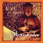 Shantala Benjy (Wertheimer & Heather) - CD - Live in Love (2CDs)