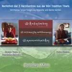 Dorothea Mihm: CD Rezitation der 3 Herzmantras aus der Bön Tradition Tibets